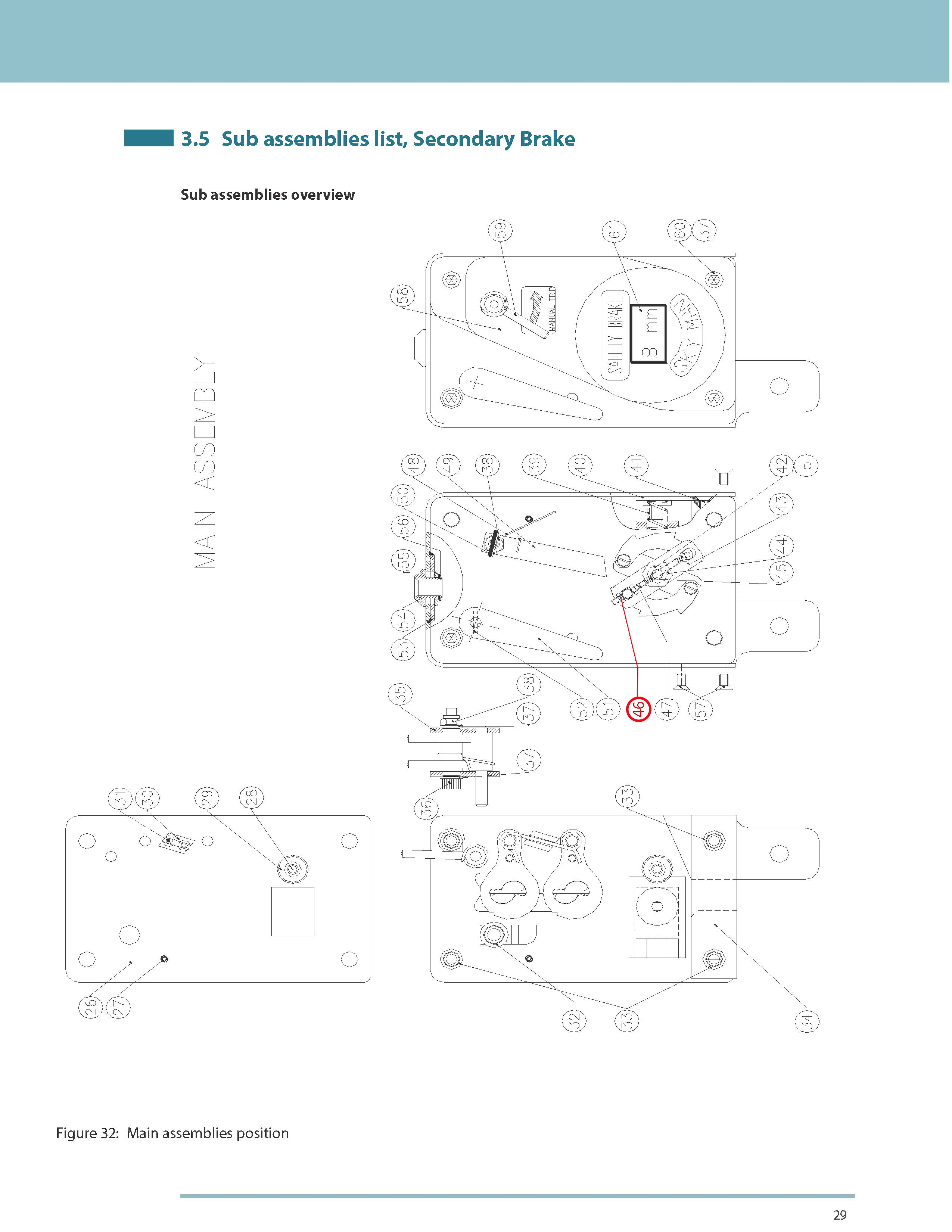 Nut M4 Din934 A2 Access Innovators Schematic
